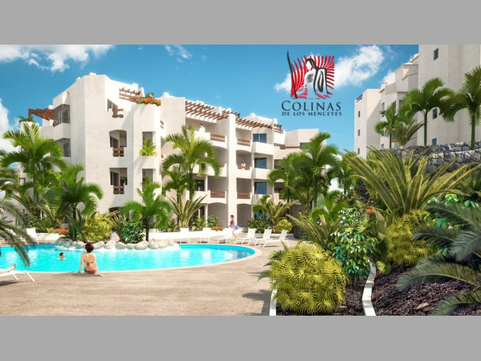 Off Plan development in Colinas de Los Menceyes, Tenerife