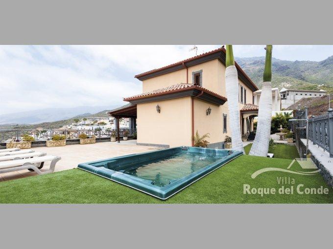 Villa en Roque del Conde, Tenerife