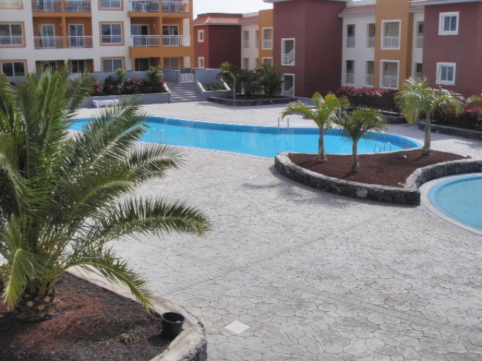 Ground floor apartment in Un Posto al Sole, Tenerife