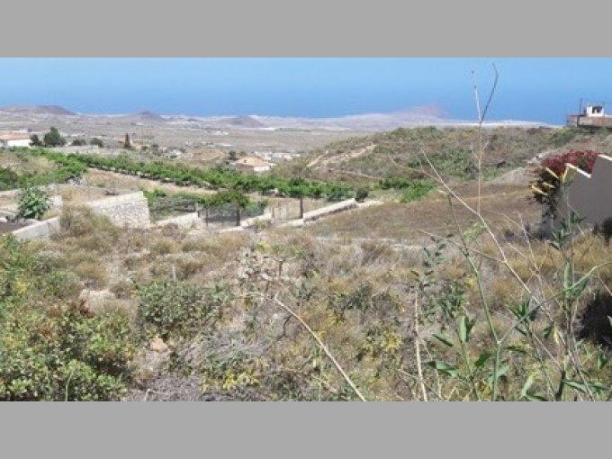 Building plot in San Miguel, Tenerife