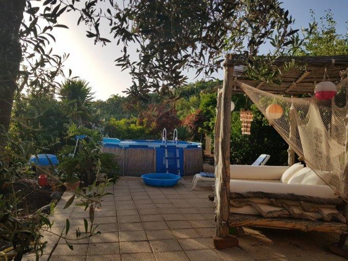 Rural House with separate studio in Tijoco Alto, Tenerife