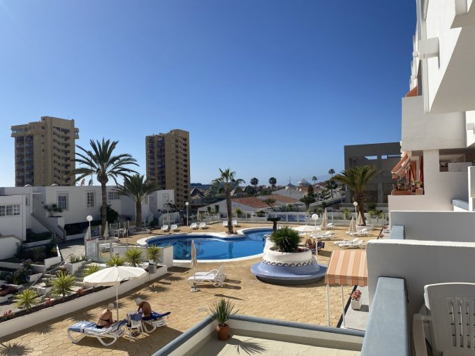 Apartment in Azahara (converted from Studio), Tenerife