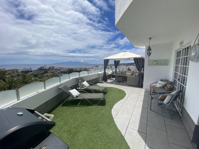 Apartment in Atalaya Court, Tenerife