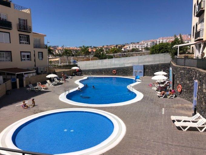 Duplex Apartment in Arco Iris, Tenerife