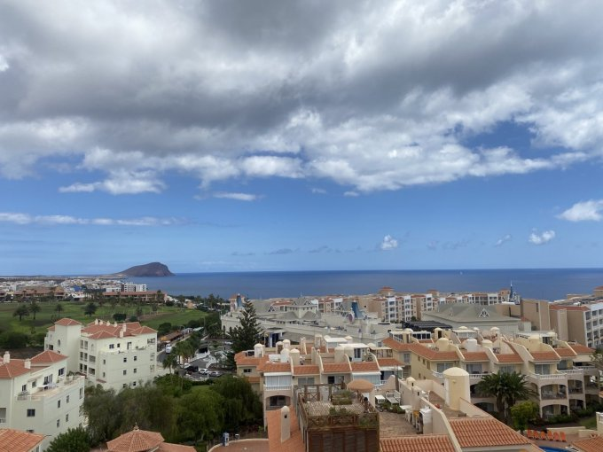 Penthouse Apartment in Ocean Golf and Country Club, Tenerife