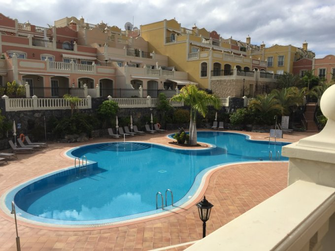 Duplex Apartment in Paraiso del  Palm Mar, Tenerife