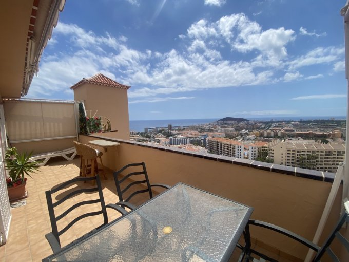Penthouse Apartment in The Heights, Tenerife