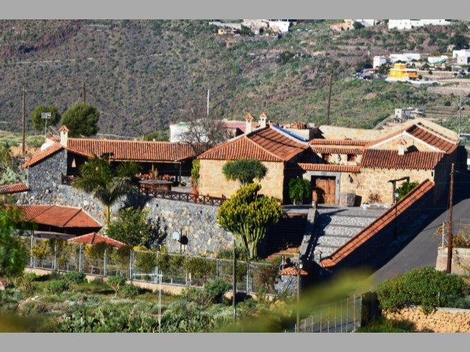 Country Villa in El Roque, Tenerife