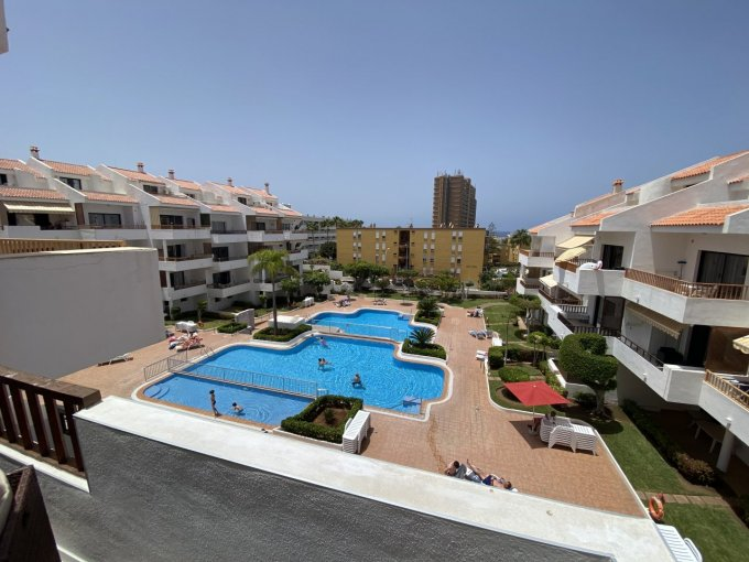 Duplex Penthouse Apartment in Cristian Sur, Tenerife