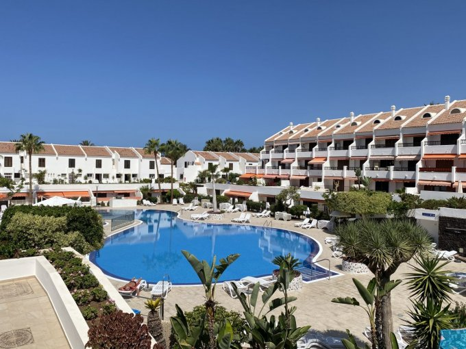 Ground Floor Apartment in Parque Santiago 1, Tenerife