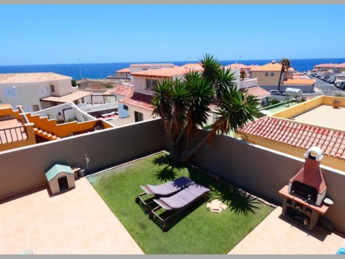 Semi-Detached House in El Medano, Tenerife