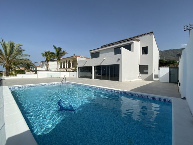Luxury Villa in El Galeon, Tenerife