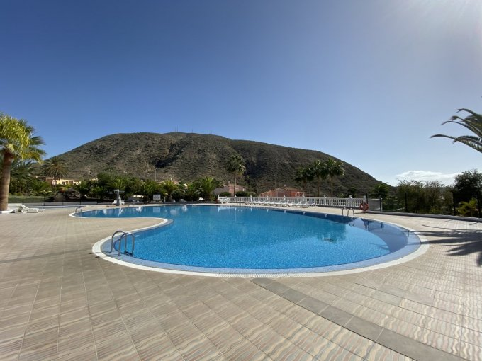 Garden Apartment in Los Cristianos, Tenerife