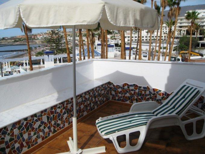 Duplex Apartment in Pueblo Torviscas, Tenerife