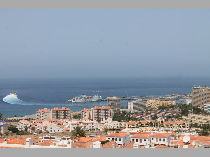 Penthouse Apartment in Port Royale, Tenerife