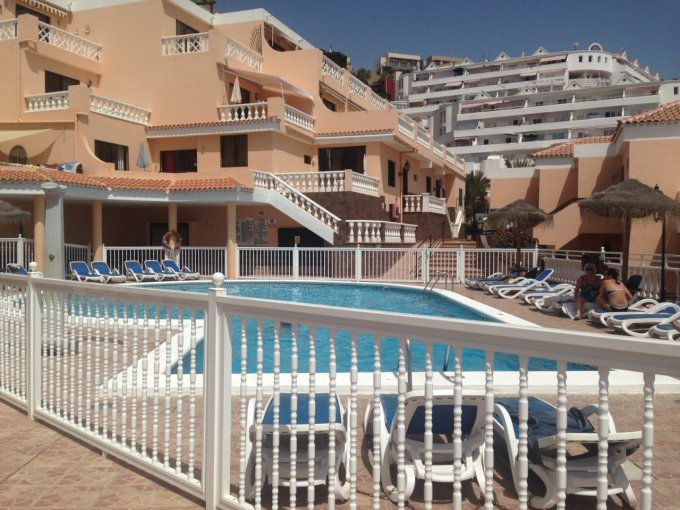 Apartment in Paradise Court, Tenerife