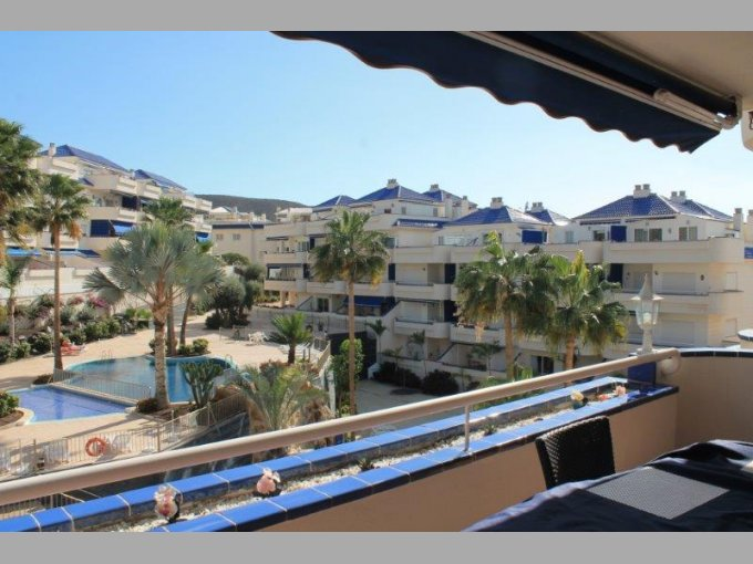 Penthouse Apartment in Playa Graciosa, Tenerife