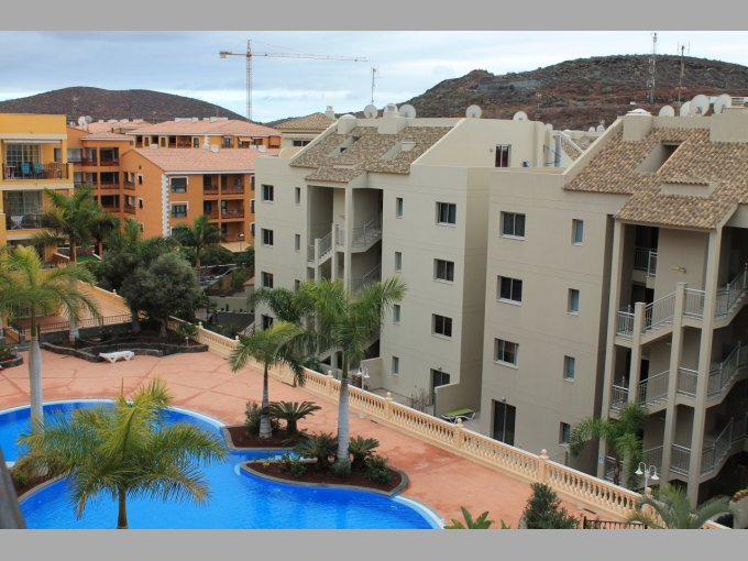 Apartment in Laderas del Palm Mar, Tenerife