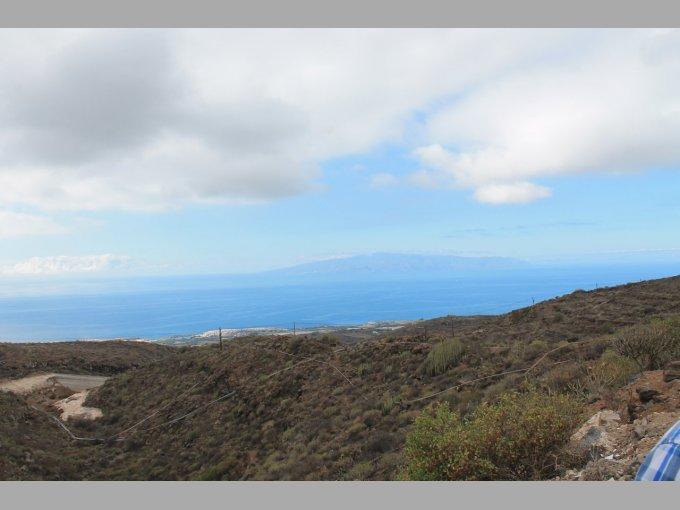 Rustic Land in Guia de Isora, Tenerife