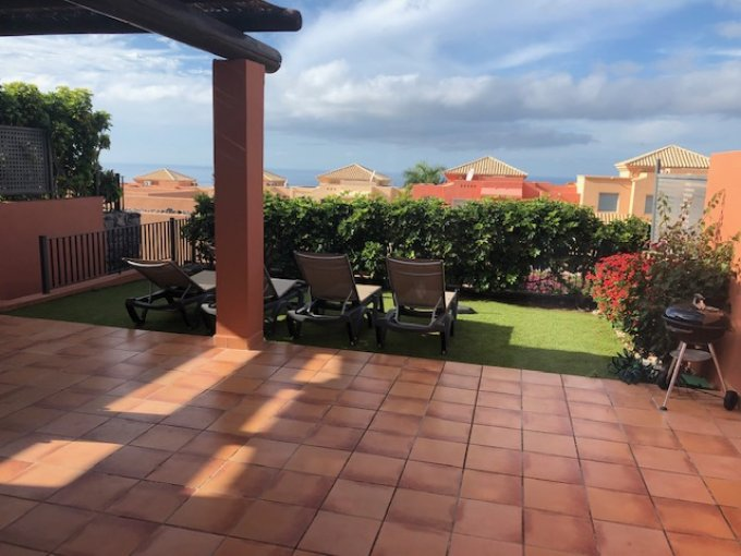 Villa in Sunset Golf Villas, Tenerife