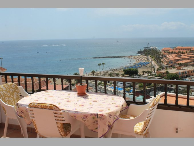 Penthouse Apartment in Los Alamos, Tenerife