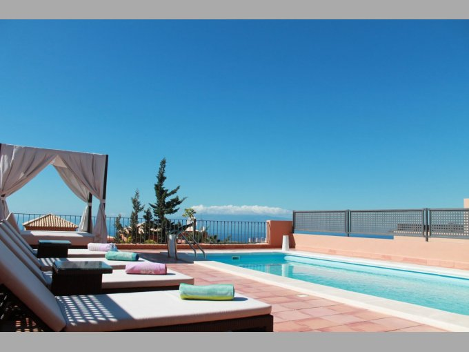 Linked Villa in Sunset Golf Villas, Tenerife