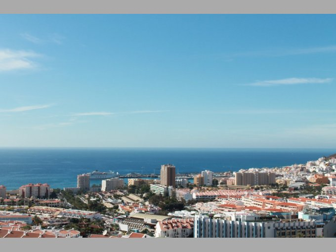 Top Floor Apartment in The Heights, Tenerife