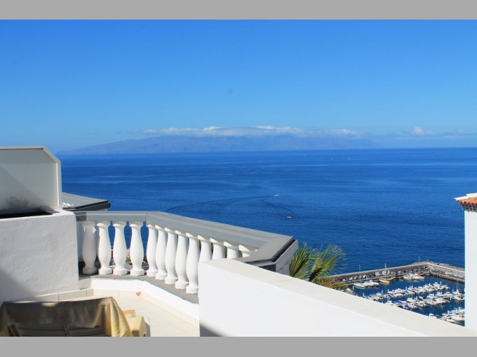 Apartment For Sale In Club 2 Los Gigantes Tenerife