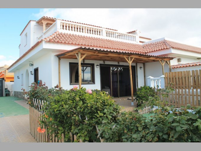 Semi-Detached House in El Medano, Tenerife