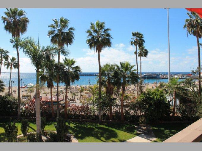 Front Line Apartment in Santa Amalia, Tenerife