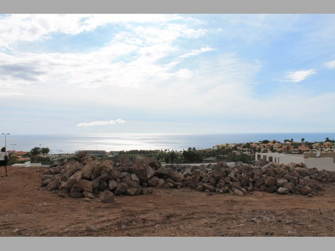 Building Plot in Adeje Golf, Tenerife