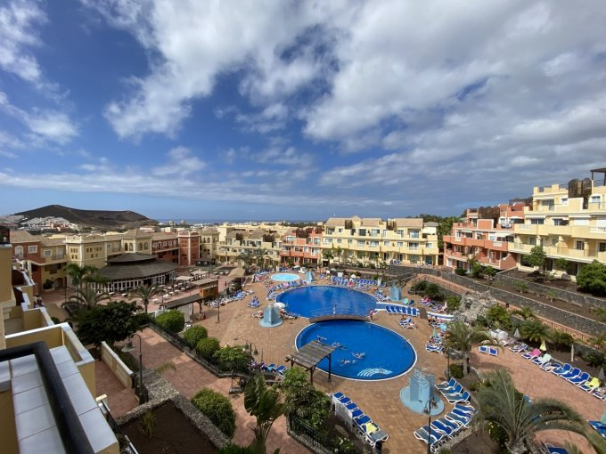 Penthouse Apartment in Granada Park, Tenerife