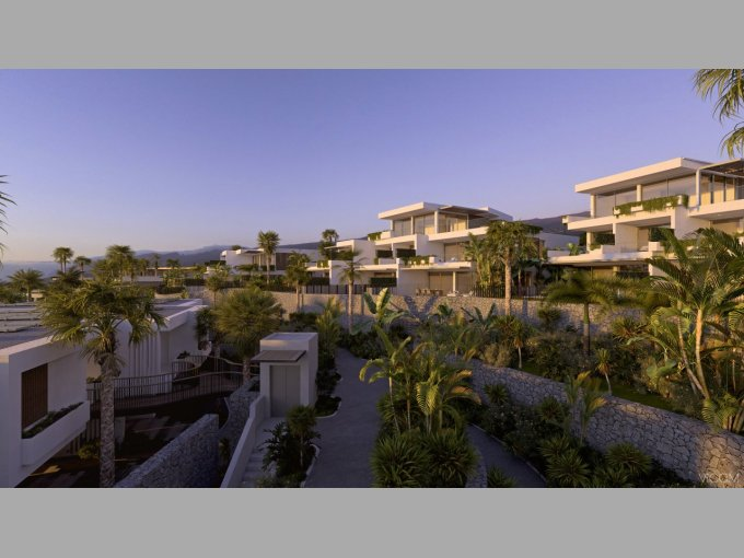 Luxury Apartments in Los Jardines de Abama, Tenerife