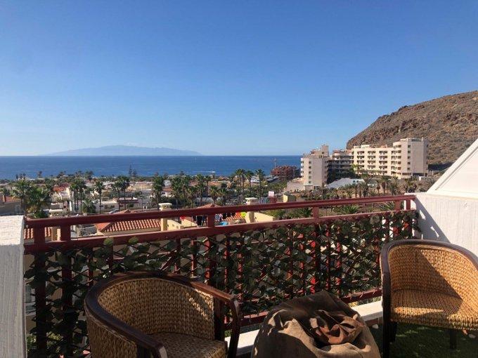 Duplex Penthouse in Los Balandros, Tenerife