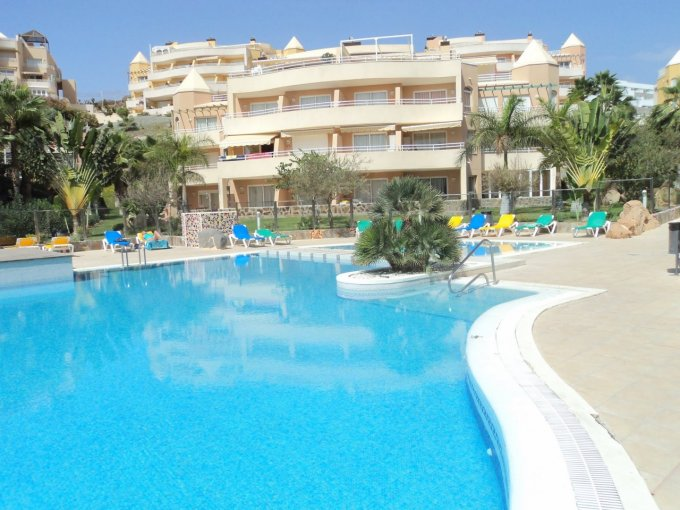 Penthouse Apartment in Oasis la Caleta, Tenerife