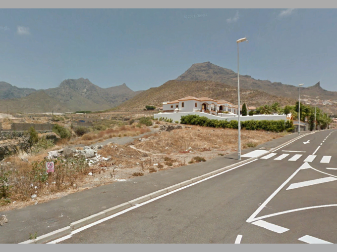 Building Land in El Madronal, Tenerife