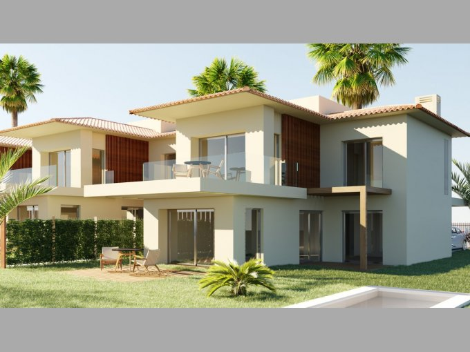 New Development 9 Villas in Amarilla Golf, Tenerife