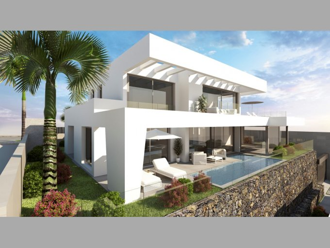 New Development Villa in La Caldera , Tenerife
