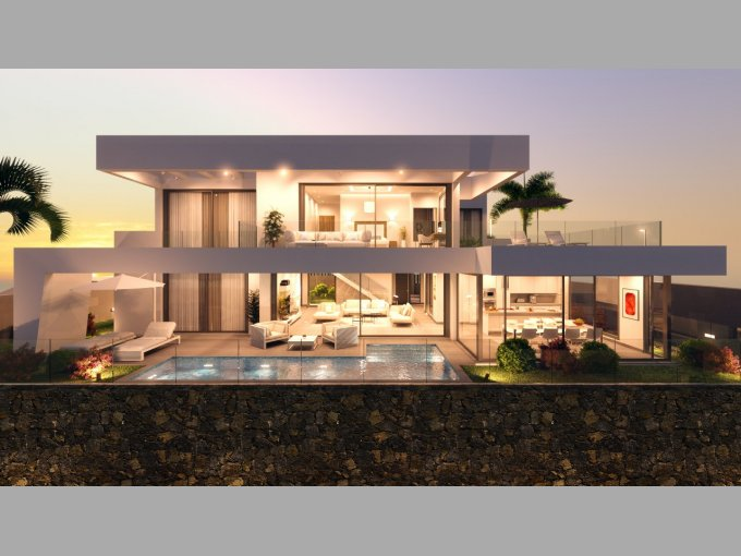 New Development Villa in La Caldera , Tenerife