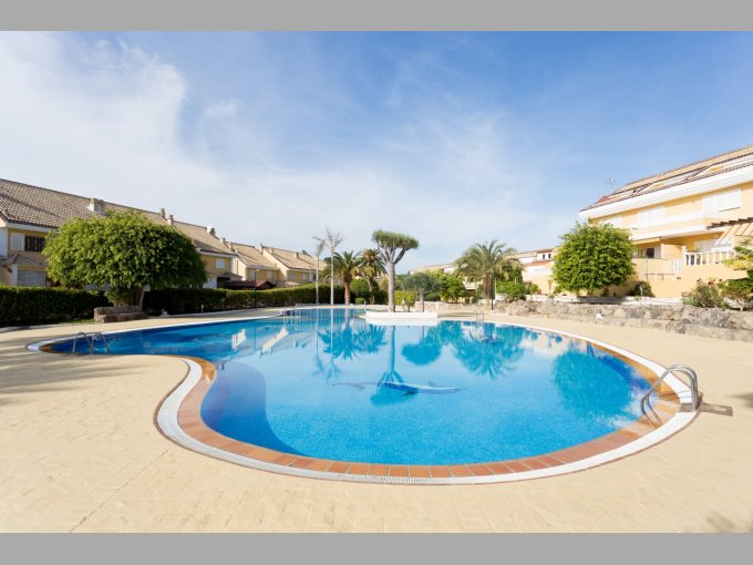 Duplex Apartment in El Camison, Tenerife