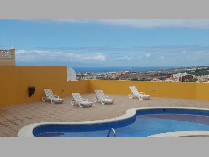 Apartment in Residencial Sol, Tenerife