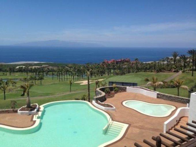 Apartment in Abama, Tenerife