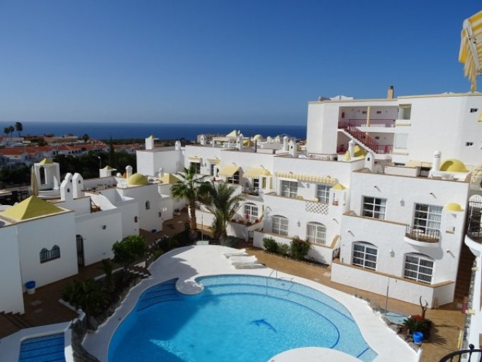 Penthouse Apartment in Oasis Tropical, Tenerife