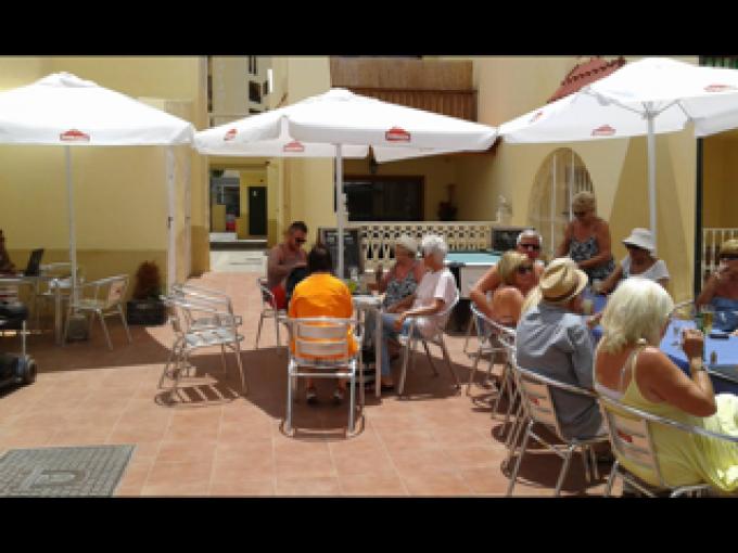 Pool Bar, Tenerife