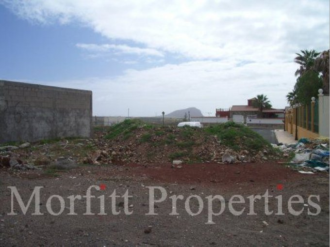 Land in Golf Del Sur, Tenerife