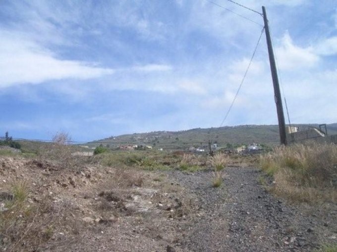 Land Valle San Lorenzo, Tenerife