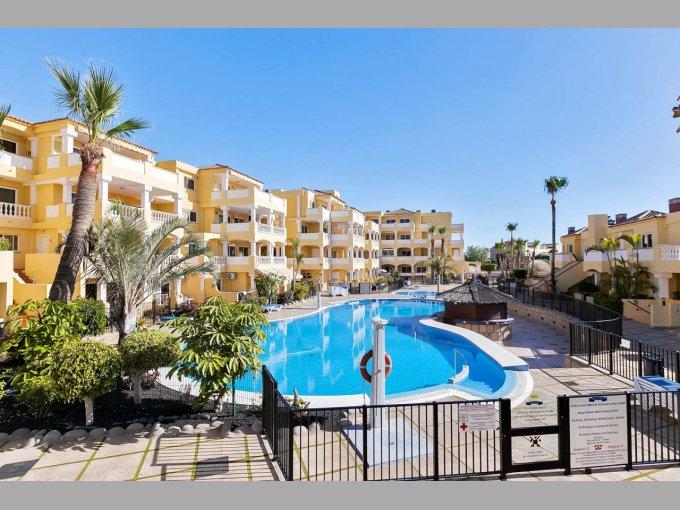 Apartment in Duquesa del Mar, Tenerife