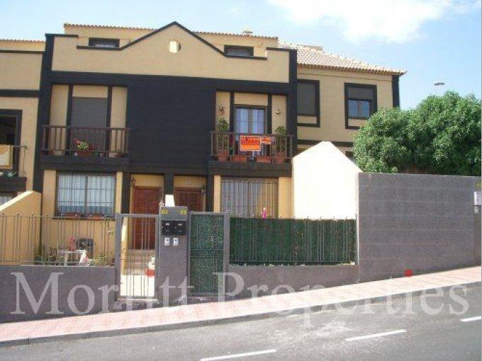 Townhouse in Jardin de Abona, Tenerife