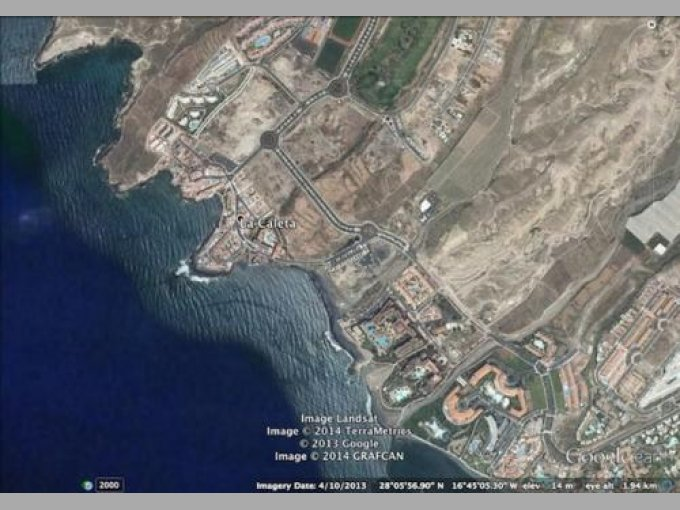Land in La Caleta, Tenerife