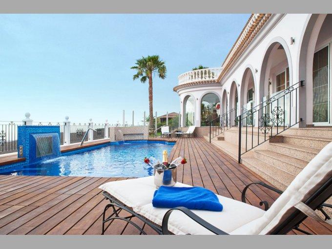 Luxury Villa in Torviscas Alto, Tenerife